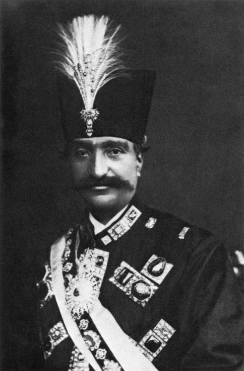 নাসিরউদ্দিন শাহ কাজার